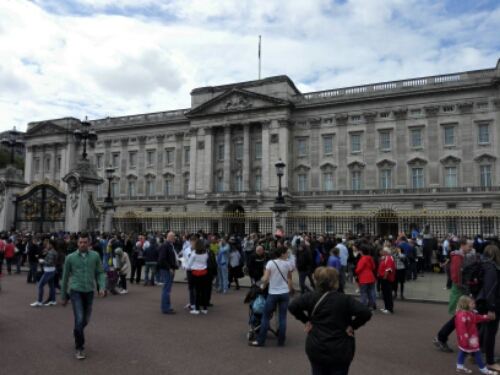 My weekend in London