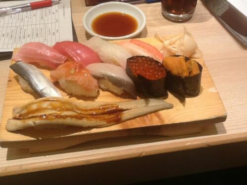 Story of Sushi