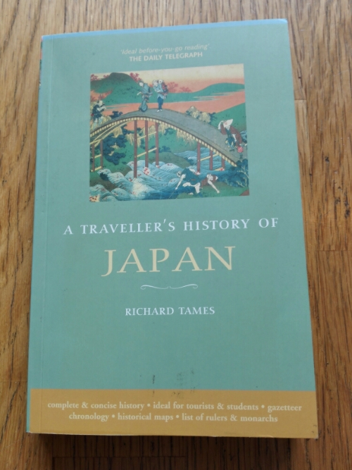 A Traveller's History of Japan Paperback