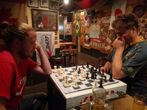 Chess in Okayama