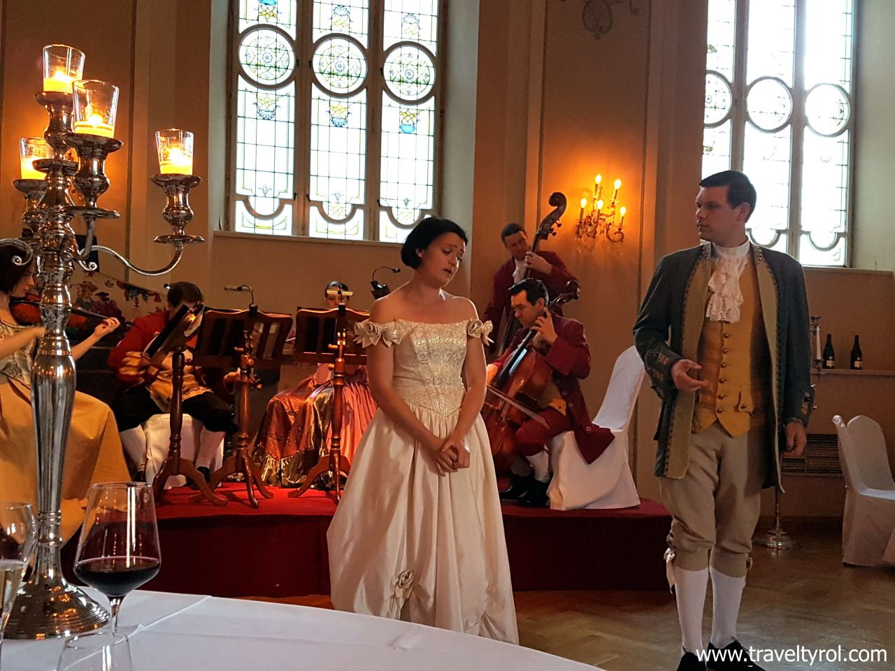 Dressing A Composer Mozart Dinner Concert In Salzburg Honest Review Travel Tyrol