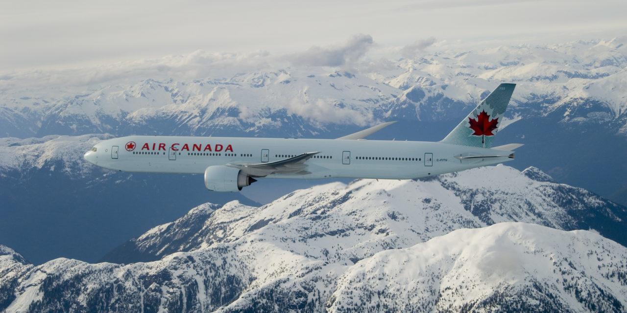 London Wallpaper Hd 1920x1080 Air Canada Premium Economy Yyz Dxb On Boeing 777 300er