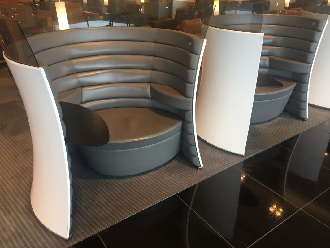 Review Noodles At Cdg In Cathay Pacific39s Paris Lounge Travelupdate