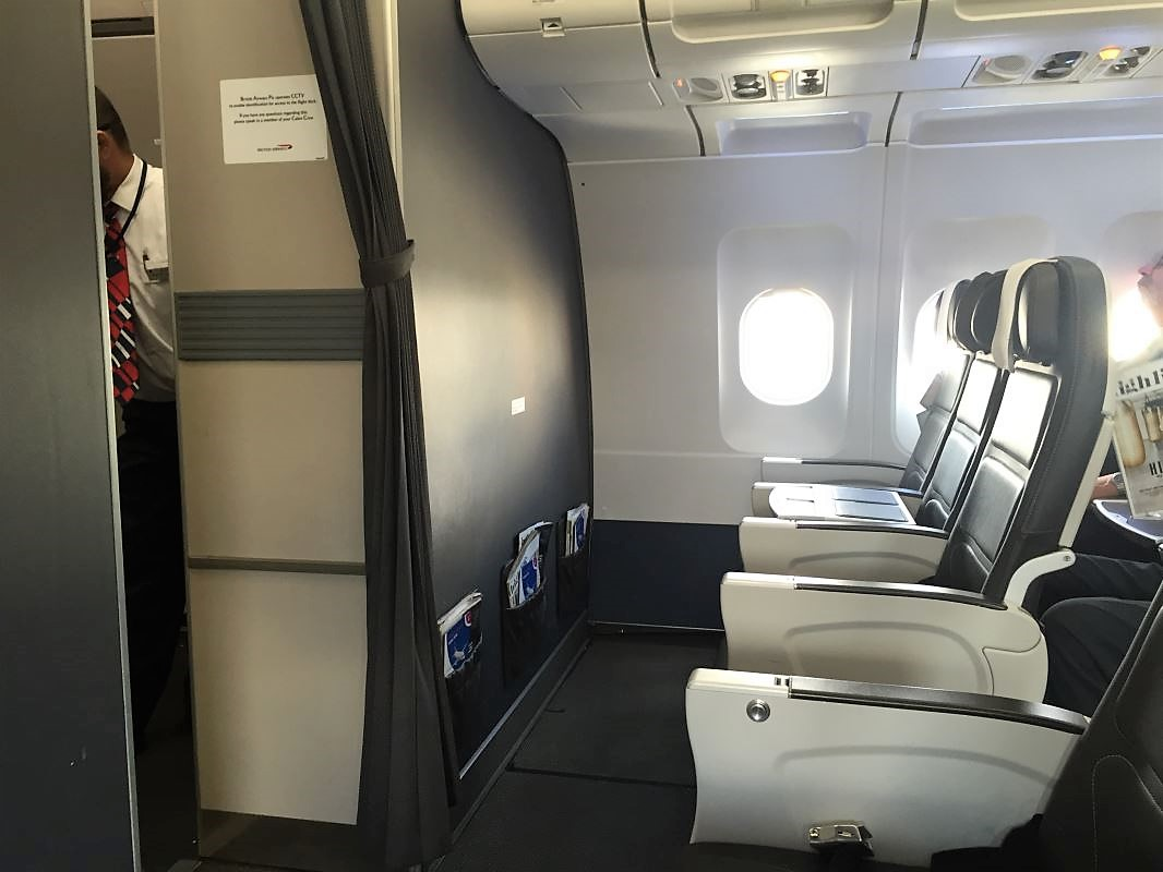 Which Seats Have The Most Leg Room On British Airways
