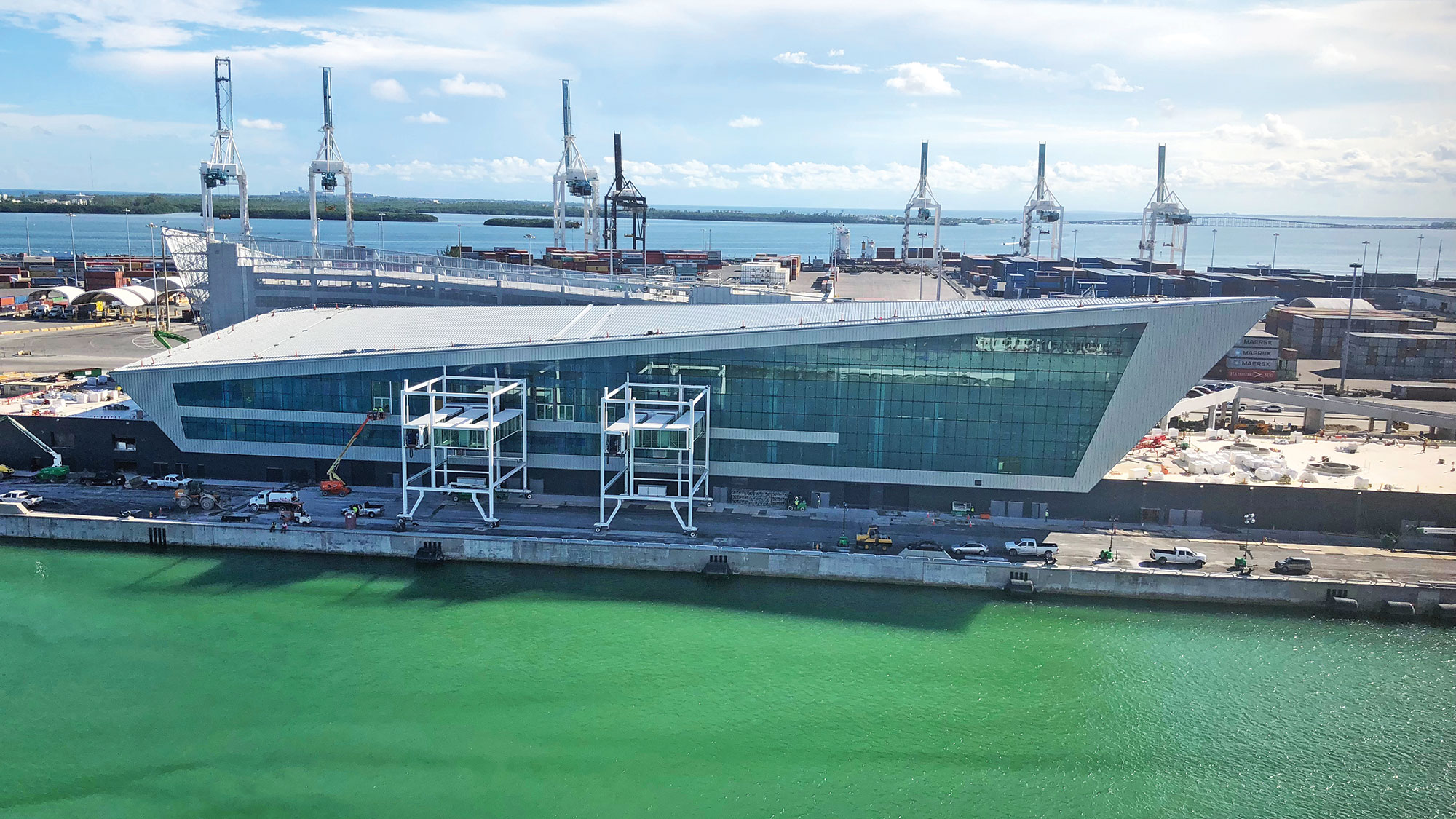 Miami Port Disney Deal Another Piece In Portmiami S Expansion Campaign