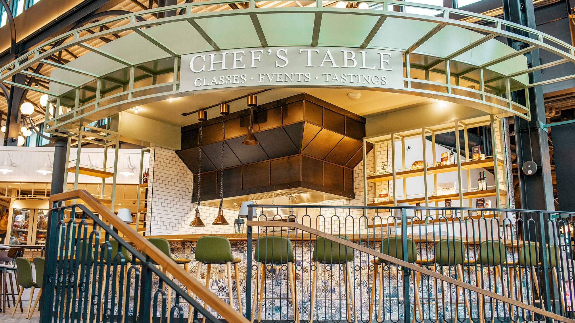 Cucina Las Vegas Eataly Brings A New Bag Of Tricks To The Las Vegas Strip Travel