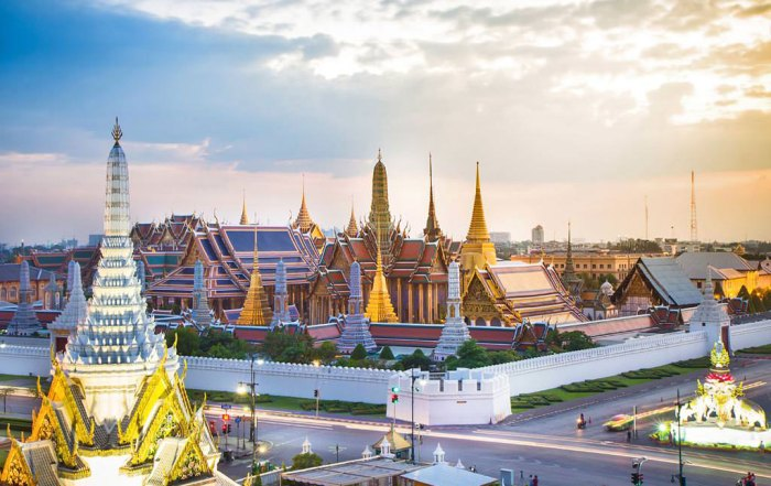 Attractions in Bangkok