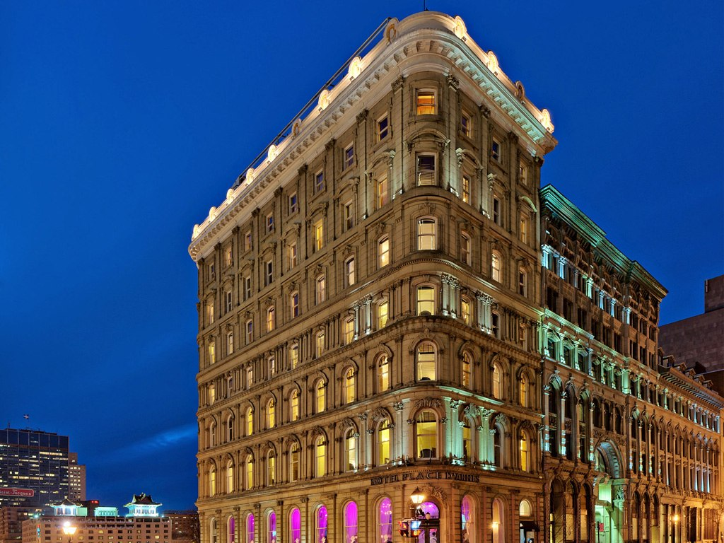 Luxury Hotels In Montreal Quebec