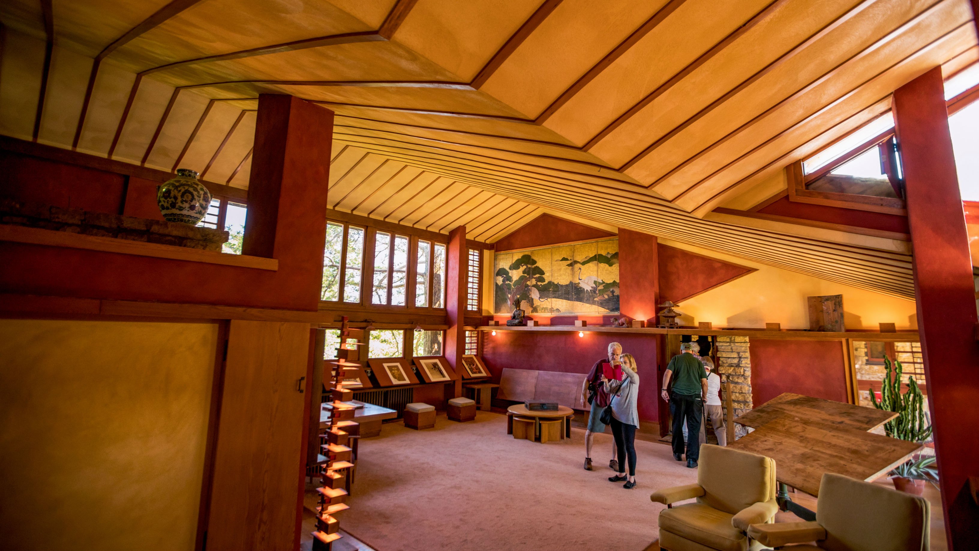 Frank Lloyd Wright Explore Frank Lloyd Wright Architecture Travel Wisconsin