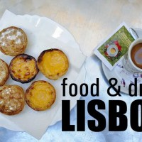 From pastel de nata to ginjinha liqueur, join me on an edible tour of Lisbon