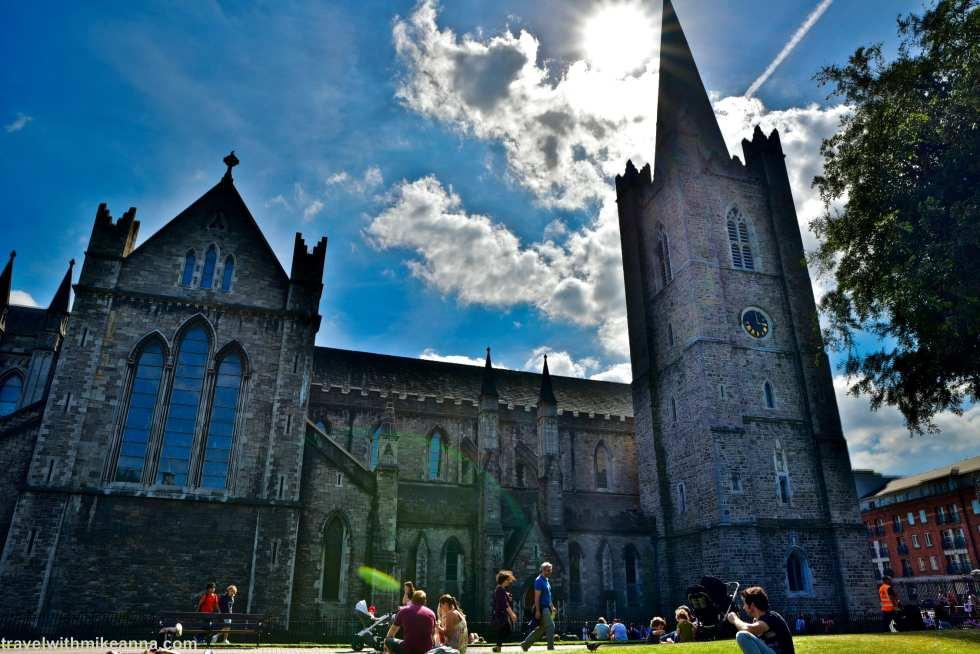 st patrick cathedral 聖派屈克大教堂