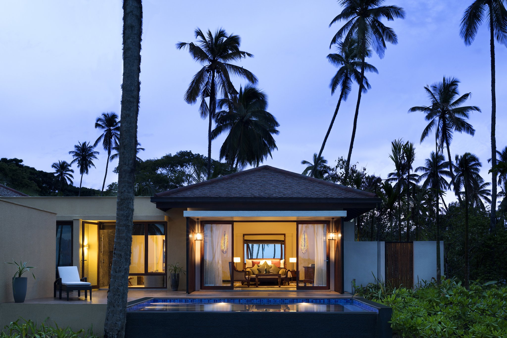 Anantara Peace Haven Tangalle Resort Garden Pool Villa Anantara Peace Haven Tangalle Resort | Travelworld