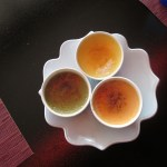 Norwegian Star Asian Fusion Creme Brulee