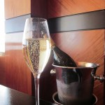 Norwegian Star Champagne at Ginza