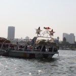 Felucca on the Nile River Cairo Egypt TravelXena.com