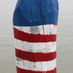 Canal-Post-Burano-Italy-Red-White-Blue-TravelXena