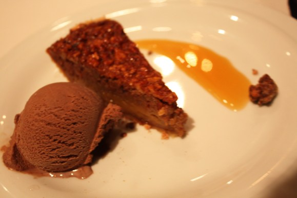 Pecan-Pie-Chocolate-Ice-Cream-Dessert-Tsars-Norwegian-Jewel-TravelXena