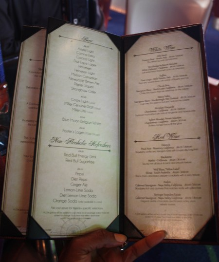 Spinnaker-Drink-Menu-NCL-Norwegian-Jewel-TravelXena