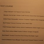 Norwegian-Breakaway-Ocean-Blu-Menu-First-Course-TravelXena