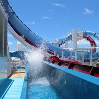 Norwegian Breakaway - Water Slides