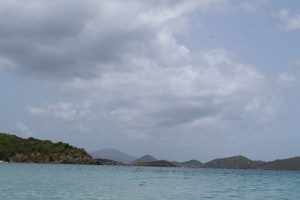Hills on St John Trunk Bay Blue Water TravelXena 1