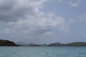 Hills on St John Trunk Bay Blue Water TravelXena 5