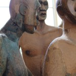 African Sculpturein Bermuda National Gallery Travel Xena 3