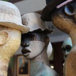 African Wood Carving Bermuda National Gallery Travel Xena 2