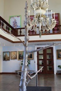 Tree Art Bermuda National Gallery Travel Xena 1