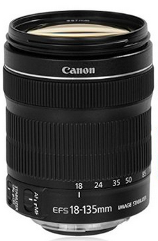Canon EF-S 18-135mm f 3.5-5.6 IS STM Zoom Lens