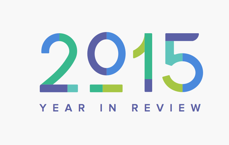 2015 Upon Review: The Year I Planted Many Seeds and Built the Foundations