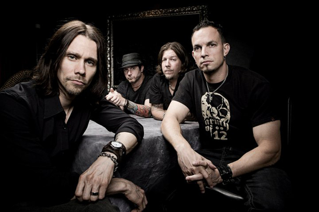 Alter Bridge Alter Bridge To Release 'Fortress' In October