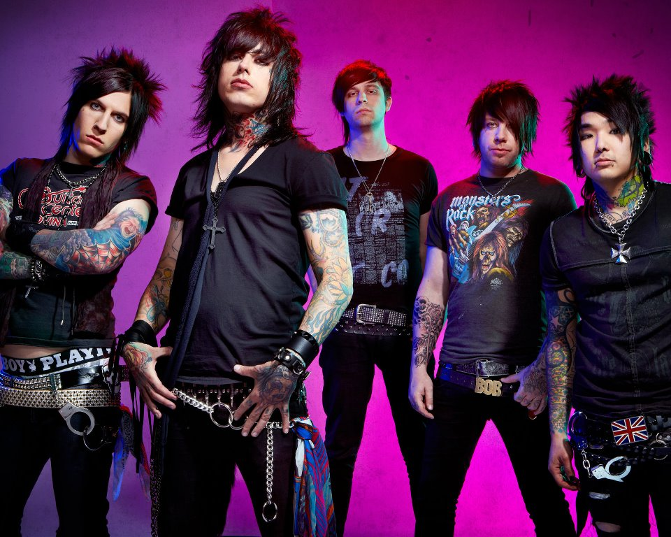 Wallpaper Falling In Reverse Falling In Reverse Good Girls Bad Guys Music Video