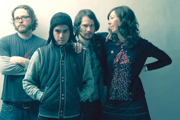 Silversun Pickups Silversun Pickups Announce New Album Neck Of The Woods