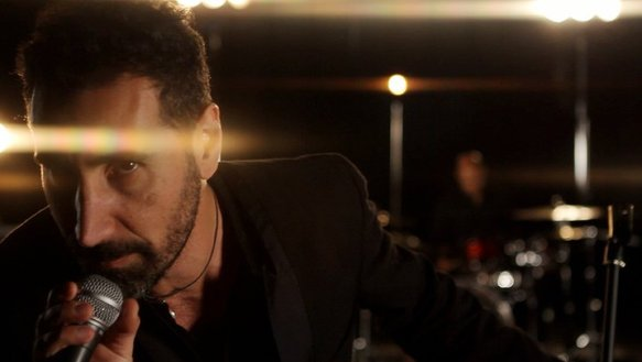"Serj Tankian Serj Tankian ""Figure It Out"" Music Video Teaser"