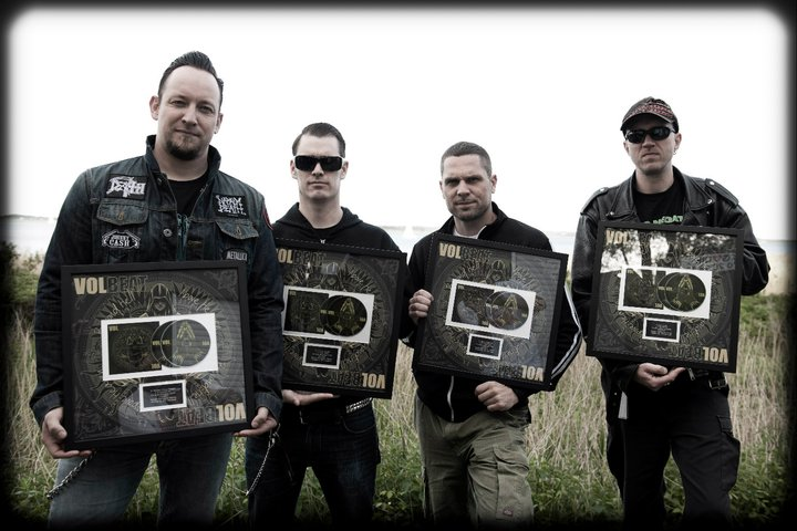 Volbeat Volbeat, HIM Confirmed For Rock Allegiance Tour