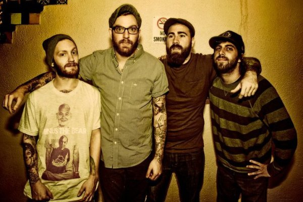 "Four Year Strong Four Year Strong Perform Acoustic Version Of ""Wasting Time"""