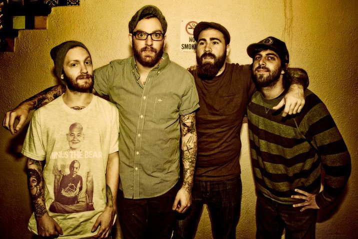 Four Year Strong Four Year Strong Announce Holiday Show Support