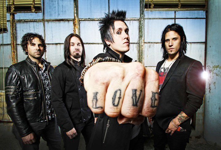 Papa Roach Papa Roach Enter The Studio To Work On New Album