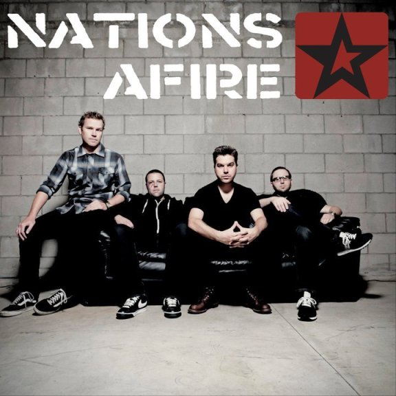 "Nations Afire Nations Afire (ex Rise Against, Death By Stereo) ""The Ghosts We Will Become"" Music Video"