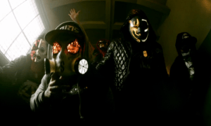 """Hollywood Undead Stream New Song """"Day of the Dead"""""""