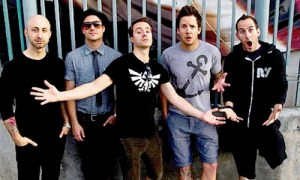 "Simple Plan ""The Rest Of Us"" Music Video"