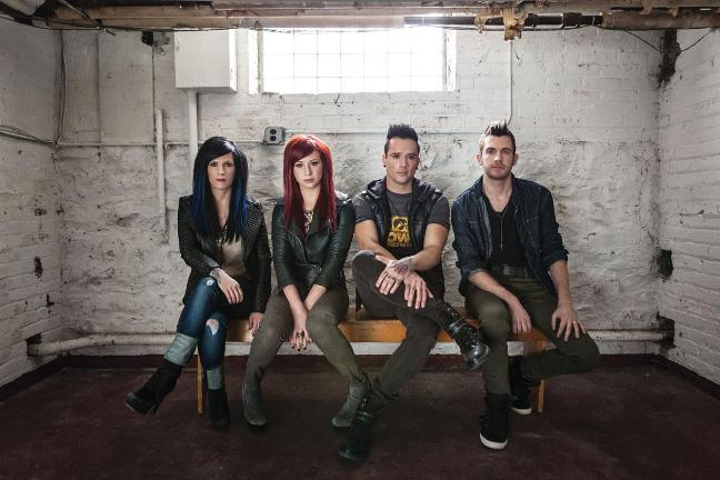 "Skillet Skillet ""Not Gonna Die"" Music Video"
