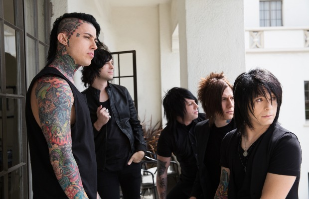 Falling In Reverse Falling In Reverse, Escape The Fate Announce Bury The Hatchet Tour