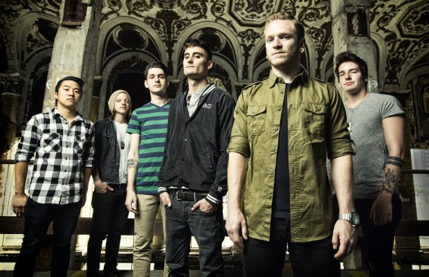 We Came As Romans We Came As Romans, Chunk! No, Captain Chunk!, The Color Morale Announce UK Tour