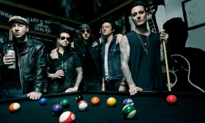 "Avenged Sevenfold ""Chapter Four"" Music Video"