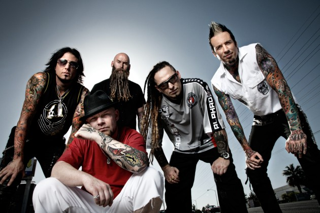 Five Finger Death Punch Five Finger Death Punch Announce Dates For 2013 North American Headlining Tour