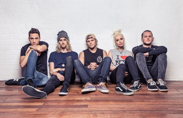 "Tonight Alive Tonight Alive ""The Ocean"" Music Video"
