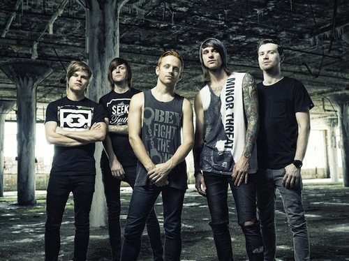 "Blessthefall Blessthefall ""Hollow Bodies"" Music Video"