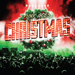 'Punk Goes Christmas' Artwork